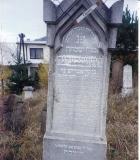 Smicha WEISENBERGER, son of (honorific) Avraham