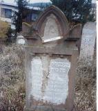 Tamarel daughter of....  (Acrostic poem down right side of gravestone)