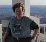 Fiwit on Stone Mountain