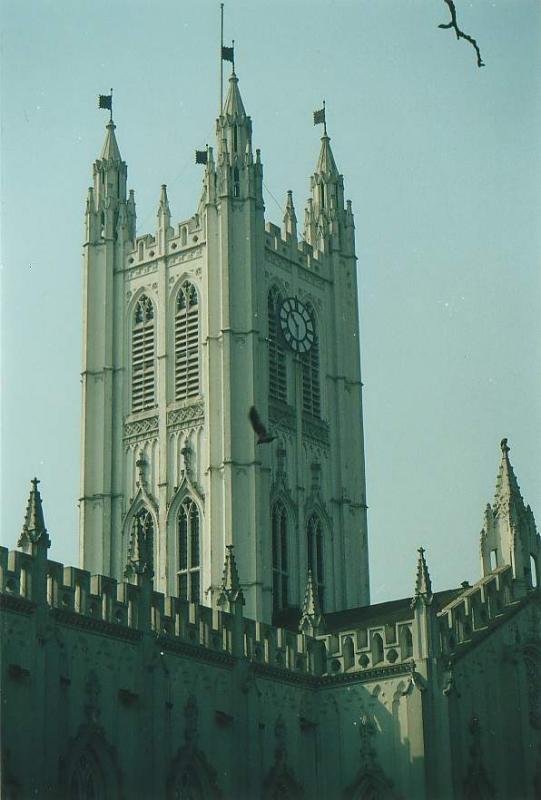 Calcutta - Cathedral2