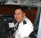 Blaine - First Officer