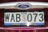 Sydney 2000 Olympics plate