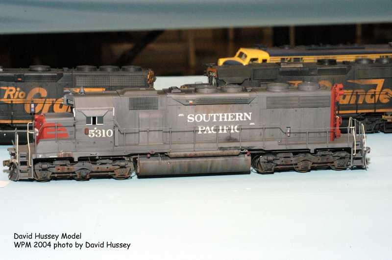 David Husseys SD39