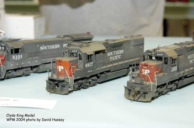 Clyde King Models