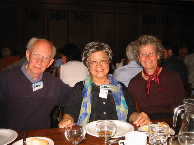 With J.T. and Jane Fraser