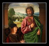 Pierre II de Bourbon ( 1492) par JEAN HEY   .