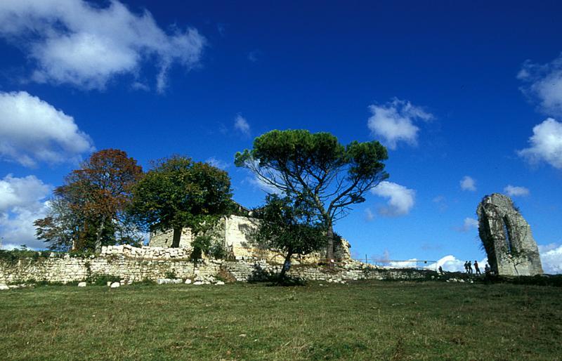 Abbey near Ordonnac