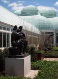 Enida A. Haupt Conservatory East Wing