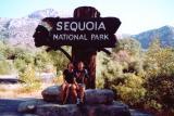 Sequoia National Park, 2001