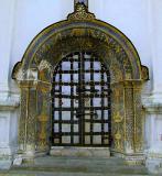 Old door, Archangel Michael Cathedral