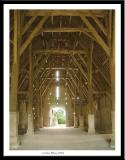 Great Coxwell Tithe Barn, Oxfordshire, England