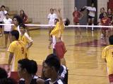 Farrington vs. Roosevelt Game--Warm up sets