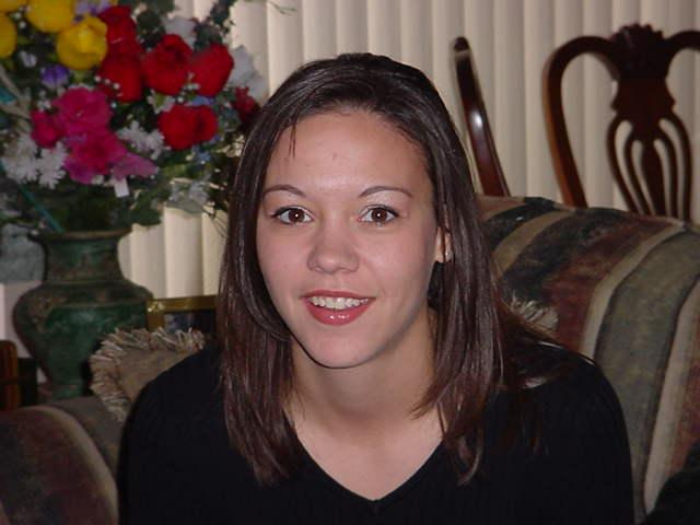 our beautiful daughter <br>Tarina Knapp