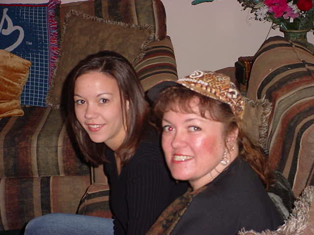 Tarina and Tammy
