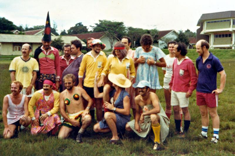 Men Behaving Badly - Bandung Rugby Team