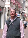 Peter in Amsterdam