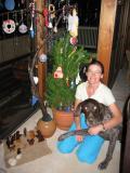 Some photos of Christmas 2002