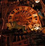 Giant Clock.
