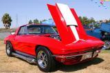 Laguna Hills High School Car Show,  23 Aug 03