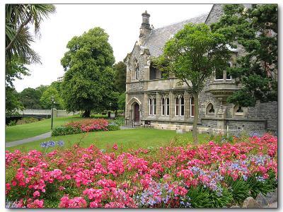 University of Canterbury at Christchurch