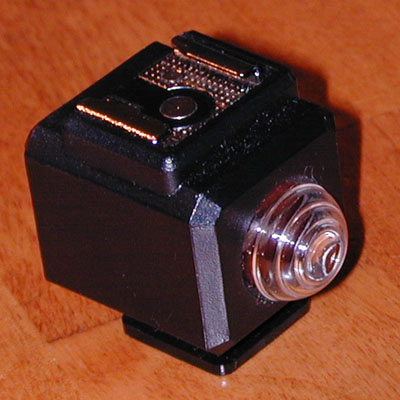 FLASH WIRELESS OPTICAL SLAVE TRIGGER FOR METZ 45 CT and Most Other Camera Flash