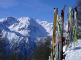 Sauze d'Oulx, Italy - febr. 2003