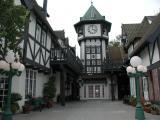 Dänische Stadt Solvang