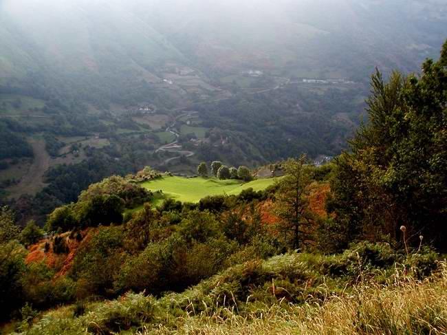 Table des matières du guide Ollivier Vallée dAspe