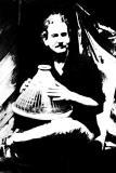 Steve and Ceramic Drum