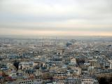 The Arc de Triumph from the second level