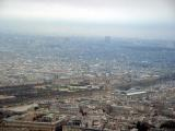 The large set of buildings in the centre of the picture is the Louvre