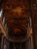 The Ceiling in the Chapel