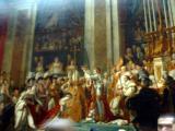 The Coronation of Napolean 1, 1806    Jacques Louis David
