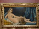 La Grande Odalisque, 1814   Jean-Auguste Dominique Ingres