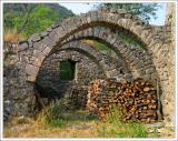 Gorges de la Dourbie : vieilles pierres