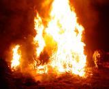 Xmas Tree Pyre 2003