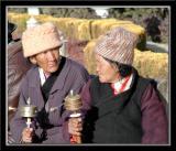 Women with Prayer Bells