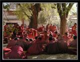 Debates at Sera Monastery 4