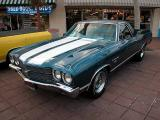 1970 El Camino - Taken at Main Street Garden Grove