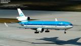 KLM MD11 PH-KCH aviation stock photo #3065