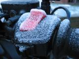 Frozen controls