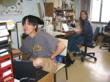 August '04 at LHS and Jim Doten Honda (aquarium)