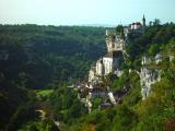 Rocamadour -pilgrimage site