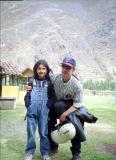 People in Cusco