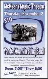 YMSB | 11.02.2000 | Mystic Theatre, Petaluma, CA