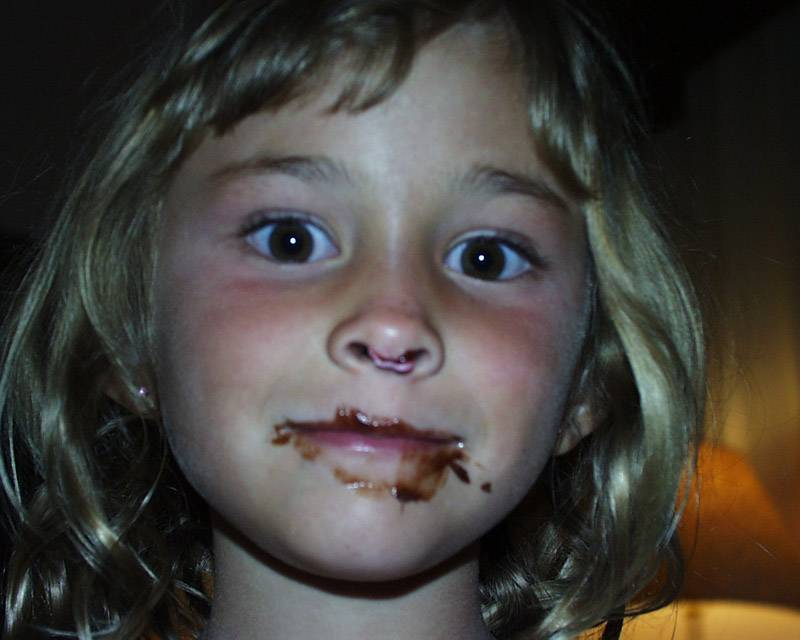 Chocolate Faced Kamryn