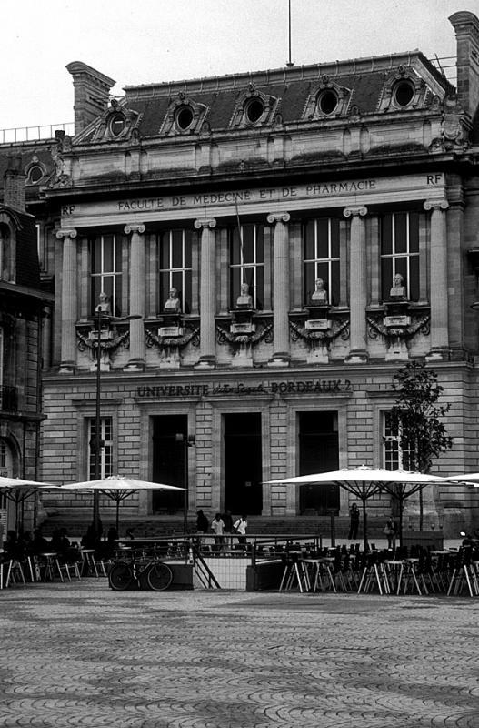 University Building in Bordeaux