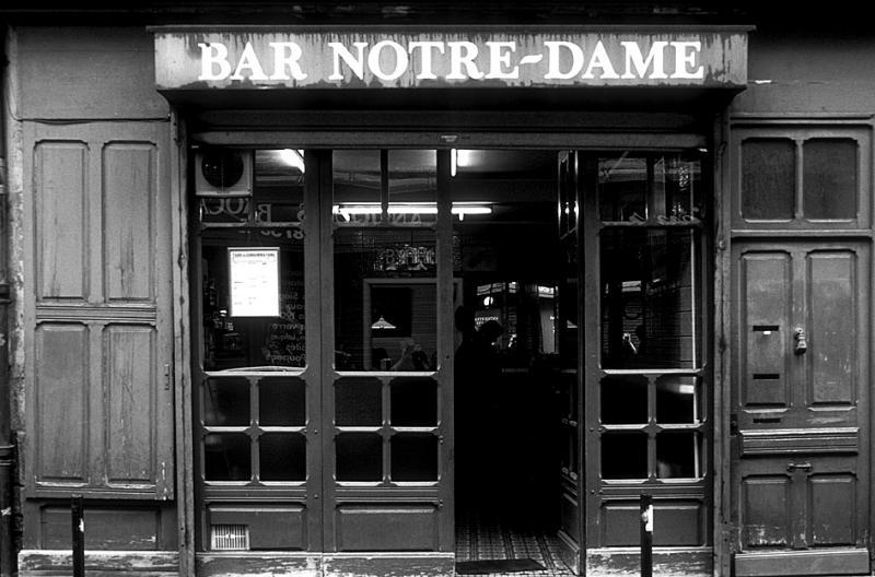 Bar in Bordeaux