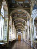 The State Hermitage Museum, St. Petersburg - a museum in a palace; the most beautiful place i've ever seen.