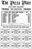 Football Schedule 1973